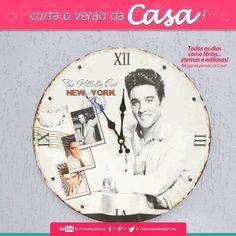 Pra comemorar o aniversário do eterno Rei do Rock, bebê... bjkas e aquele abraço da equipe Casa Company! Acesse: www.facebook.com/casacompanycasa