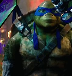 Ninja Turtles Movie, Baby Turtles, Teenage Mutant Ninja Turtles, Tortugas Ninja Leonardo, Tmnt Movies, Film 2014, Tmnt Leo, Leonardo Tmnt, Tmnt 2012