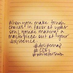 #desiremap #whitehottruth #CDFs @Danielle LaPorte