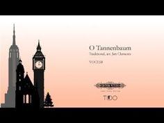 Oh Tannenbaum, el bello árbol de Navidad