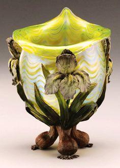 Art Nouveau Glass