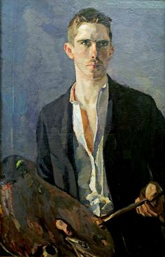 st1mu11: Albert Weisgerber, Self-Portrait, 1908. | Billionaire Boys Club