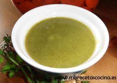 Crema de Verduras Rapida Thermomix