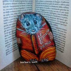 il mondo in un sasso: sogni ad occhi aperti.. © Copyright Barbara Santi