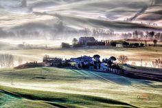 Tuscany by Giuseppe Peppoloni  Tuscany - The early morning Giuseppe Peppoloni: Photos 500px