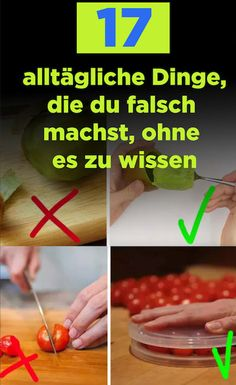 17 all-new everyday things that you did not know you did wrong . - Tips - Alles Uber Kinofilme