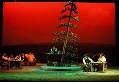 Roni Toren Stage Design - Fiddler On The Roof - 2008 Musical Kameri Theare , Tel Aviv, ISRAEL Director : Moshe Keptan Set : Roni Toren Costums : Orna Smorginski Lighting : Felice Ross Coreograpghy: Dennis Courtney