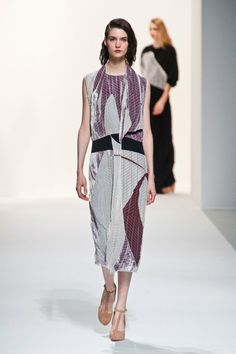 Find out the scoop on this #Chalayan show at www.LaMode365.com! #PFW #ParisFashionWeek #FashionWeek