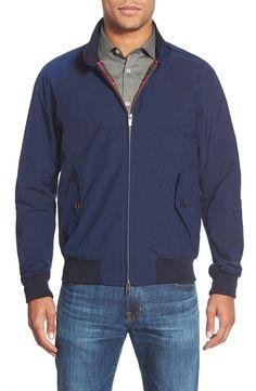 Baracuta 'G9' Water Repellent Harrington Jacket