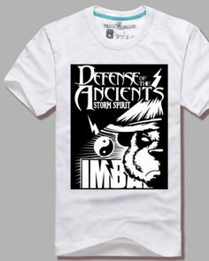 Cool Dota 2 hero Mangix t shirt Pandaren Brewmaster printed short sleeve tee for boys- Dota 2 T Shirt, Dota2 Heroes, Printed Shorts, Short Sleeve Tee, Cotton Fabric, Cool Stuff, Tees, Prints, Mens Tops