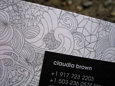 40 Stunningly Professional Business Cards   PSDFan