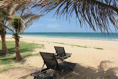 Kololi beach,Gambia.