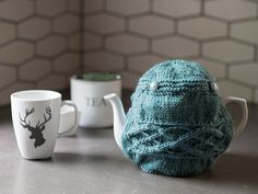 Dressed for Tea Cozy by Moira Engel