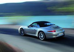 my car in my mind... a porsche 911 carrera cabriolet