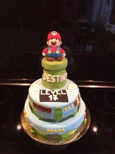 #Cake # Super Mario