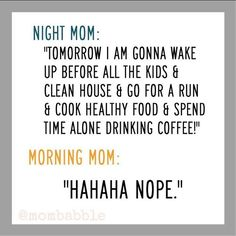 Exactly! #momlife #mommy