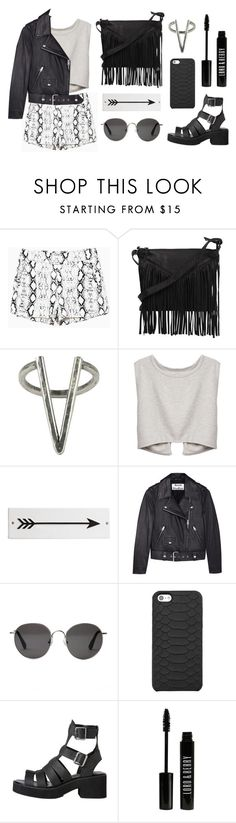 """""""gypsy"""" by baludna ❤ liked on Polyvore featuring Cut N' Paste, The 2 Bandits, Rosanna, Acne Studios, The Row, GiGi New York and Lord & Berry"""