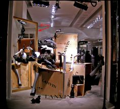Inspire Imagination With Multi-Level Retail Displays. #VisualMerchandising #Retail #RetailDisplay
