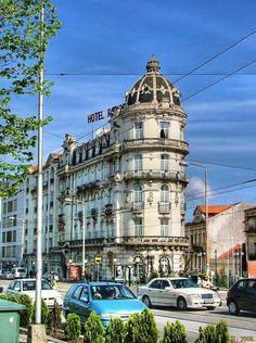 Blog de imagens: COIMBRA (Portugal): Hotel Astoria.