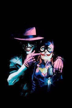 Tormenting Batgirl