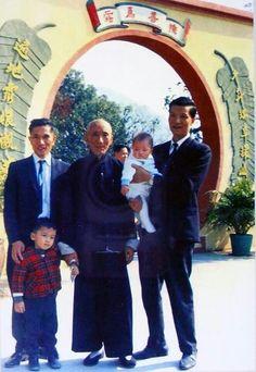 Ip man family