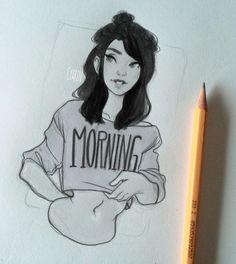 Morning~ by Cyarin.deviantart.com on @DeviantArt