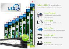 Rampe LEDs aquarium : Découvrez les réglettes JUWEL HeliaLux LED !
