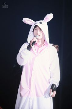 Suho - 160320 Exoplanet #2 - The EXO'luXion [dot]Credit: Kindly.                                                                                                                                                                                 More