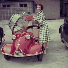 Der Messerschmitt Kabinenroller KR 200