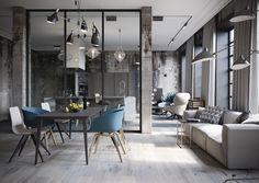 7x inspiratie en tips voor een industrieel interieur - Roomed