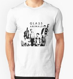 Glass Animals - BAND by CrackBabies