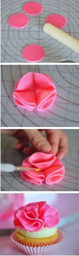 How to make a ruffle flower.