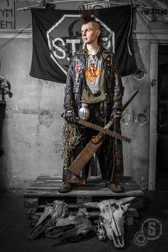 Lukasz Sieron Photo. Gotta be the most badass post apocalyptic survivors I've ever seen.