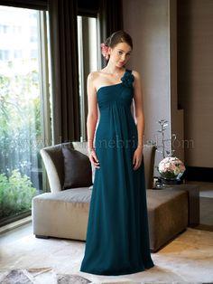 pretty gown in dark teal.....hmmmm..what ya think ladies?