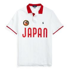 Slim Fit Polo, Signature Style, Polo Ralph Lauren, Polo Shirt, Japan, Fitness, Mens Tops, Shirts, Clothes