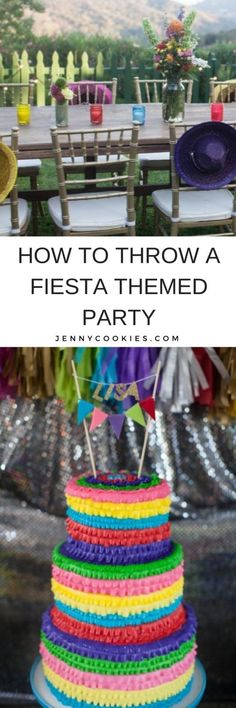 How to Throw a Fiest