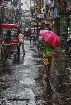 Old Delhi  ~Via The Enchanted Muse
