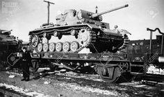 Panzerkampfwagen III (5 cm Kw.K. L/60) mit Vorpanzer (Sd.Kfz. 141/1) Ausf. M