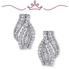 eccced3611 Red Carpet - Sheridan Nouveau Diamond Earrings