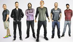 Rock Band 'Linkin Park' Offers Fans 3D Printed Figurines of Themselves http://3dprint.com/12001/3d-printed-linkin-park/
