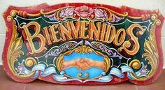Claudia Berlusconi-Fileteado Porteño/Restauración- Cabaret, Lettering, Typography, Antiques, Ferrari, Calligraphy, Food, Illustrations, Tattoo