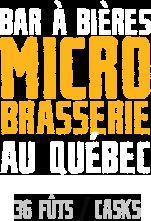 Brew microbrewery in Quebec