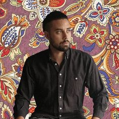 Moses Robbins - click on link to listen to his interview on Garden of Sound Next Garden, Top Band, All Grown Up, Imagine Dragons, Interview, Men Casual, Link, Mens Tops
