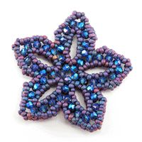 What is Prismatic Right-angle Weave? - Daily Beading Blogs - Blogs - Beading Daily