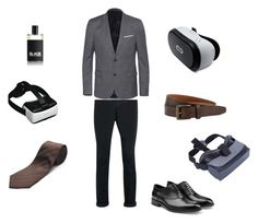 """""""Father's Day gifts"""" by ak-chuck on Polyvore featuring Topman, The Kooples, Jil Sander, The British Belt Company, Luciano Barbera, Comme des Garçons, men's fashion and menswear"""