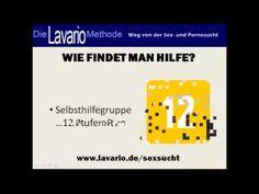 Hilfe gegen Sexsucht – dieses Video und http://lavario.de/sexsucht zeigen, welche Behandlungsmöglichkeiten es gibt.