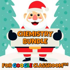 Christmas winter chemistry counting atoms, element name and symbol, periodic table and electron configuration, groups, periods, valence electrons, and the number of electron shells activity bundle. Digital interactive science task cards for Google Slides, Google Classroom, Distance Learning.each pro... Slide Games, Ohms Law, Atoms, Physical Science, Google Classroom, Task Cards, Chemistry, Counting, Distance
