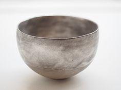 masanobu ando silver bowl