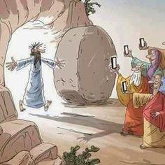 Educar con Jesús: Humor pascual. Feliz pascua de Resurrección