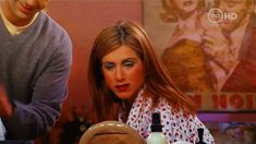 Never let your male friend do your make-up | Life-Changing Things We Learned By Watching Friends